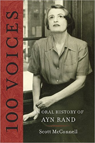 100 Voices: An Oral History of Ayn Rand表紙